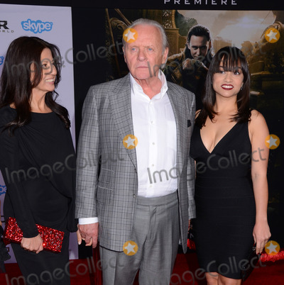 Anthony Hopkins Photo - 04 November  2013 - Hollywood California - Anthony Hopkins Arrivals for the Thor The Dark World Los Angeles Premiere at the El Capitan Theater in Hollywood Ca Photo Credit Birdie ThompsonAdMedia
