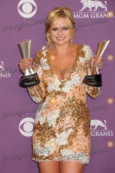 Miranda Lambert Photo - 1 April 2012 - Las Vegas Nevada - Miranda Lambert 47th Annual Academy of Country Music Awards - Press Room held at the MGM Grand Photo Credit Byron PurvisAdMedia