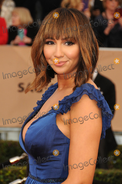 Jackie Cruz Photo - 30 January 2016 - Los Angeles California - Jackie Cruz 22nd Annual Screen Actors Guild Awards held at The Shrine Auditorium Photo Credit Byron PurvisAdMedia