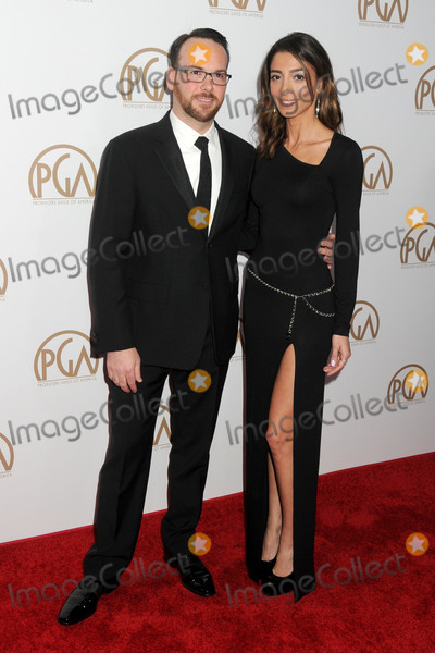 Dana Brunetti Photo - 23 January 2016 - Century City California - Dana Brunetti Bella Tatarian 27th Annual Producers Guild of America Awards held at the Hyatt Regency Century Plaza Hotel Photo Credit Byron PurvisAdMedia
