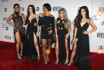 Fifth Harmony Photo - 20 November 2016 - Los Angeles California - Dinah Jane Hansen Lauren Jauregui Normani Hamilton Ally Brooke and Camila Cabello of Fifth Harmony 2016 American Music Awards held at Microsoft Theater Photo Credit AdMedia