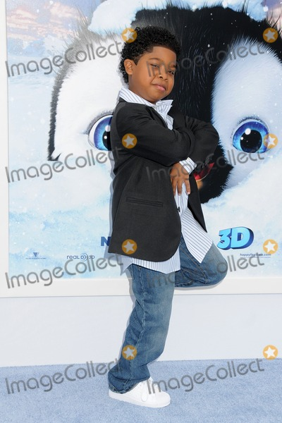 Lil P-Nut Photo - 13 November 2011 - Hollywood California - Lil P-Nut Happy Feet Two Los Angeles Premiere held at Graumans Chinese Theatre Photo Credit Byron PurvisAdMedia