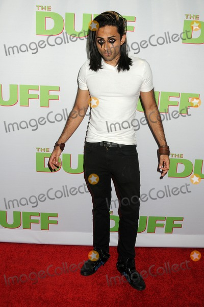 Adi Shankar Photo - 12 February 2015 - Hollywood California - Adi Shankar The Duff Los Angeles Fan Screening held at the TCL Chinese 6 Theatres Photo Credit Byron PurvisAdMedia