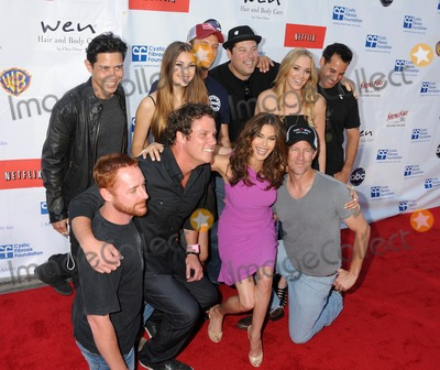 Anthony Ruivivar Photo - 21 April 2012 - Universal City California - Anthony Ruivivar Scott Grimes Emerson Rose Tenney Bob Guiney Jesse Spencer Greg Grunberg Teri Hatcher Andrea Bowen James Denton Adrian Pasdar Desperate Housewives Wisteria Lane Block Party held at Universal Studios Backlot Photo Credit Byron PurvisAdMedia