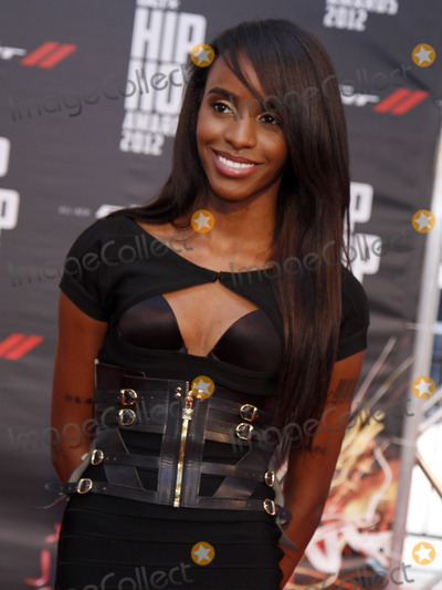 Angel Haze Photo - September 29 2012 - Atlanta GA - The 2012 BET Hip Hop Awards were held in Atlanta where stars walked the red carpet before the show