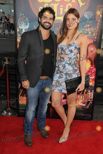 Alexander Mijares Photo - 12 October 2014 - Los Angeles California - Alexander Mijares The Book of Life Los Angeles Premiere held at Regal Cinemas LA Live Photo Credit Byron PurvisAdMedia
