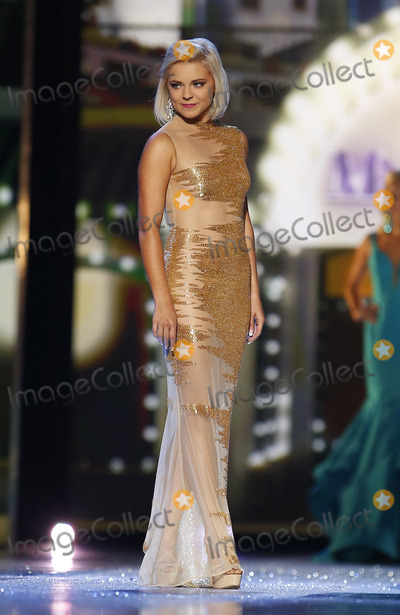 alaska Photo - 08 September 2015 - Atlantic City NJ- Miss Alaska Zoey Grenier  2015 Miss America Pageant Preliminaries Day 1 at Boardwalk Hall  Photo Credit MJTAdMedia