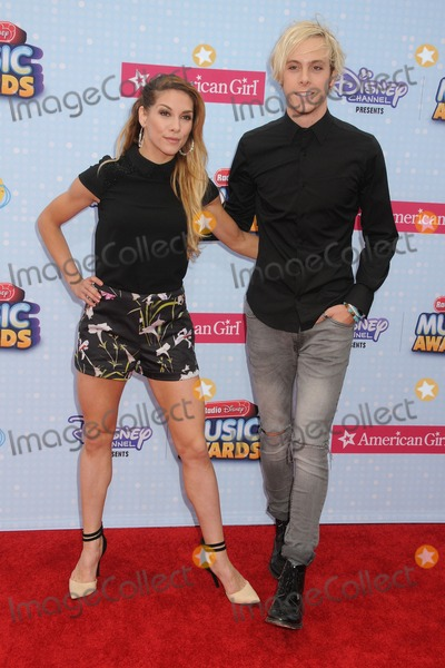 Riker Lynch Photo - 25 April 2015 - Los Angeles California - Allison Holker Riker Lynch 2015 Radio Disney Music Awards held at Nokia Theatre LA Live Photo Credit Byron PurvisAdMedia