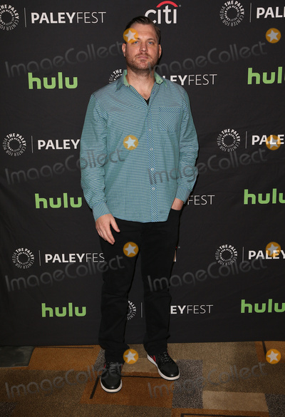 Aaron Helbing Photo - 18 March 2017 - Hollywood California - Aaron Helbing The Paley Center For Medias 34th Annual PaleyFest Los Angeles - The CW Heroes  Aliens held at Dolby Theatre Photo Credit AdMedia