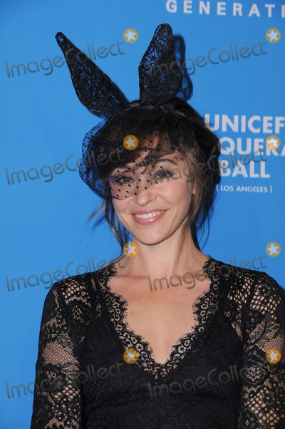 Autumn Reeser Photo - 27 October 2016 - Los Angeles California Autumn Reeser UNICEF Next Generation Presents the 4th Annual UNICEF Masquerade Ball held at Cliftons Caferteria Photo Credit Birdie ThompsonAdMedia