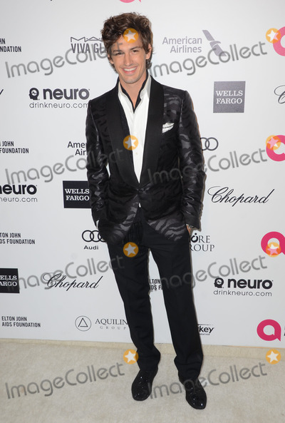 Asher Monroe Photo - 22 February 2015 - West Hollywood California - Asher Monroe 23rd Annual Elton John Academy Awards Viewing Party sponsored by Chopard Neuro Drinks and Wells Fargo held at West Hollywood Park Photo Credit Birdie ThompsonAdMedia