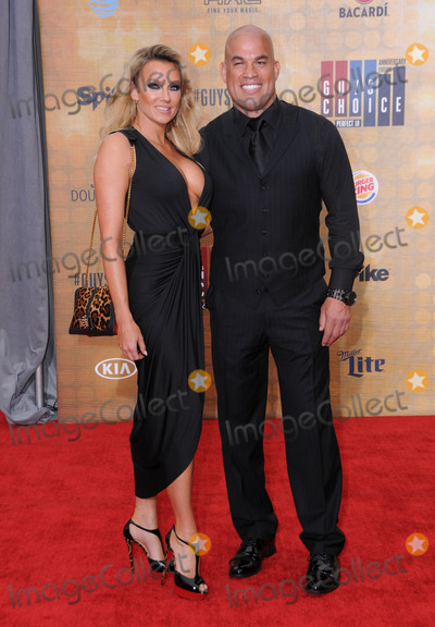 Amber Miller Photo - 04 June 2016 - Culver City California - Amber Miller Tito Ortiz Arrivals for Spikes Guys Choice held at Sony Pictures Studios Photo Credit Birdie ThompsonAdMedia