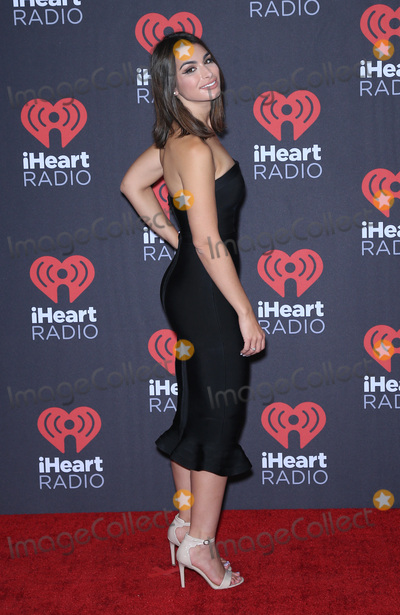 Ashley Iaconetti Photo - 23 September 2016 - Las Vegas NV -  Ashley Iaconetti  2016 iHeart Radio Music Festival Photo Room at T-Mobile Arena  Photo Credit MJTAdMedia