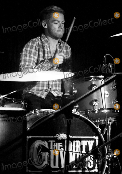 Aaron Hoskins Photo - October 2 2012 - Atlanta GA - Knoxville-based roots rockers The Dirty Guvnahs brought their show to The Loft in downtown Atlanta GA where they rocked the packed venue and kept the crowd dancing and singing along with their songs Photo credit Dan HarrAdMedia
