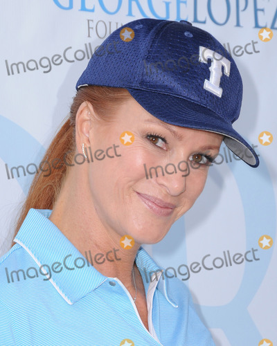 Angie Everhart Photo - 02 May 2016 - Burbank California - Angie Everhart Arrivals for the 9th Annual George Lopez Celebrity Golf Classic to benefit the George Lopez Foundation held at the Lakeside Golf Club Photo Credit Birdie ThompsonAdMedia