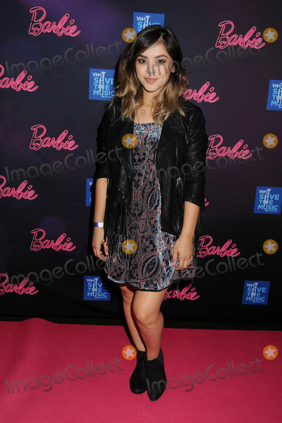 Alyssa Bernal Photo - 26 September 2015 - Hollywood California - Alyssa Bernal Barbie Rock N Royals Concert Experience held at the Hollywood Palladium Photo Credit Byron PurvisAdMedia