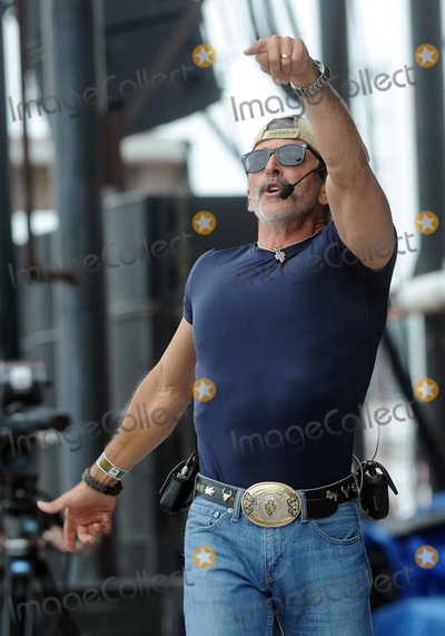 Aaron Tippin Photo - 21 July 2013 - Morristown OH - Country music artist AARON TIPPIN performs at Day 4 of the 37th Annual Jamboree In The Hills 2013 also known as the Super Bowl of Country Music  Photo Credit Jason L NelsonAdMedia