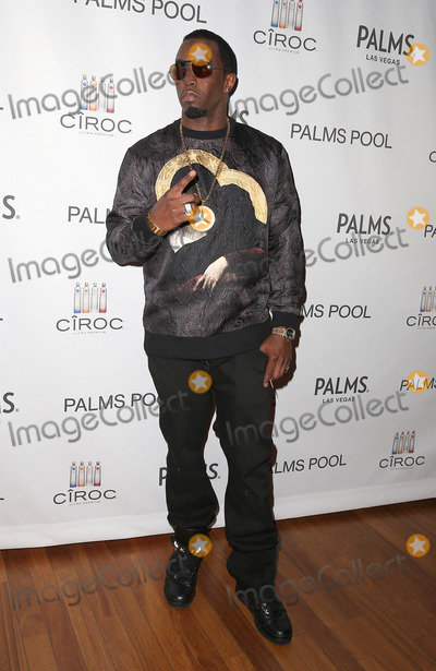 Diddy Combs Photo - 04 May 2013 - Las Vegas NV -  Sean Diddy Combs Diddy hosts an after fight party at Palms Pool Photo Credit mjtAdMedia