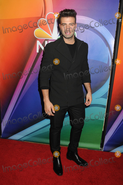 Jencarlos Canela Photo - 13 January 2016 - Pasadena California - Jencarlos Canela NBC Universal 2016 Press Tour - Day 1 held at the Langham Huntington Hotel Photo Credit Byron PurvisAdMedia