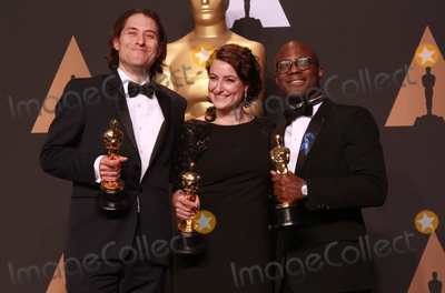 Adele Photo - 26 February 2017 - Hollywood California - Adele Romanski Jeremy Kleiner Torel Alvin McCraney 89th Annual Academy Awards presented by the Academy of Motion Picture Arts and Sciences held at Hollywood  Highland Center Photo Credit Theresa ShirriffAdMedia
