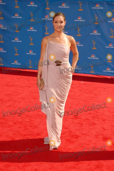 Bianca Kajlich Photo - Bianca Kajlichat the 62nd Annual Primetime Emmy Awards Nokia Theater Los Angeles CA 08-29-10