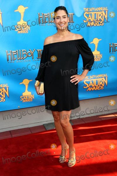 Alicia Coppola Photo - Alicia Coppola at the 34th Annual Saturn Awards Universal Hilton Hotel Universal City CA 06-24-08