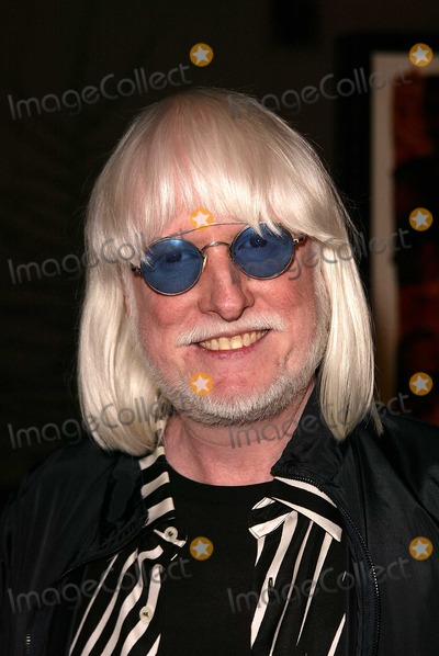 Tupac Photo - Edgar Winter at the premiere of Paramount Pictures Tupac Resurrection at the ArcLight Theaters Hollywood CA 11-04-03
