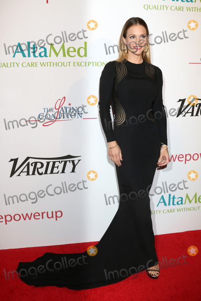 A J Cook Photo - AJ Cookat the Power Up Gala Beverly Wilshire Hotel  Beverly Hills CA 05-12-16