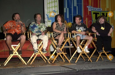 Lisa Loring Photo - Larry Matthews Jon Provost Lisa Loring Butch Patrick and Mason Reese at the Official TV Land Convention Burbank Airport Hilton Burbank CA 08-16-03