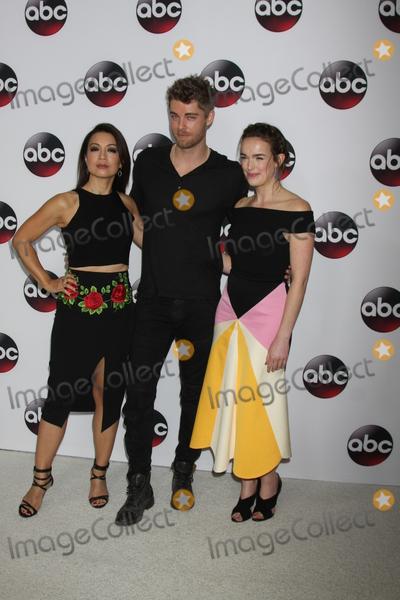 Ming-Na Wen Photo - Ming-Na Wen Luke Mitchell Elizabeth Henstridgeat the Disney ABC TV 2016 TCA Party The Langham Huntington Hotel Pasadena CA 01-09-16