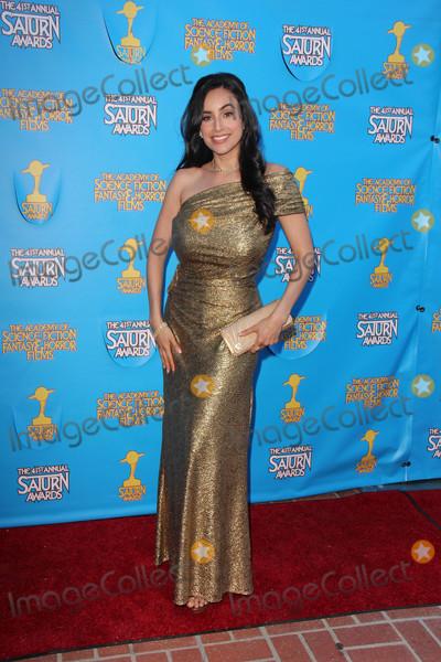 Valerie Perez Photo - Valerie Perezat the 41st Annual Saturn Awards The Castaway Burbank CA 06-25-15