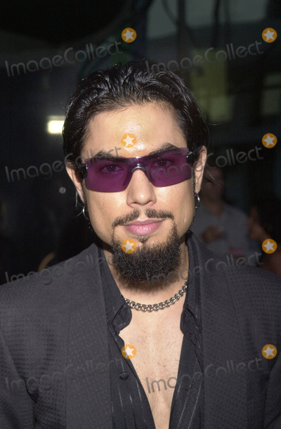 Dave Navarro Photo -  DAVE NAVARRO at the premiere of Dimension Films The Others at the Directors Guild of America Hollywood 08-07-01