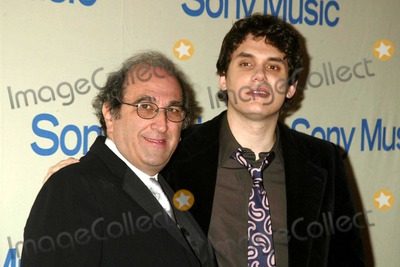 Andrew Lack Photo - Andrew Lack and John Mayer at the 2004 Sony Music Entertainment Post-Grammy Party in the Maple Drive Restaurant Beverly Hills CA 02-08-04