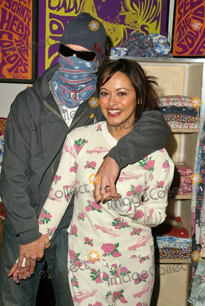 Nathan Lavezoli Photo - Nathan Lavezoli and Marisa Ramirez at various boutiques and spas Sundance Film Festival Park City UT 01-22-05