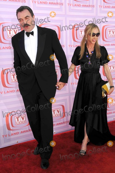Jillie Mack Photo - Tom Selleck and Jillie Mack at the 2009 TV Land Awards Gibson Amphitheatre Universal City CA 04-19-09