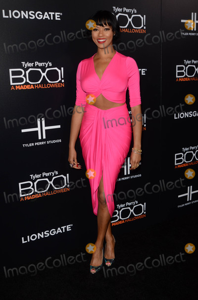 Alexis Jones Photo - Alexis Jonesat the Tyler Perrys BOO A Madea Halloween Premiere Arclight Hollywood CA 10-17-16