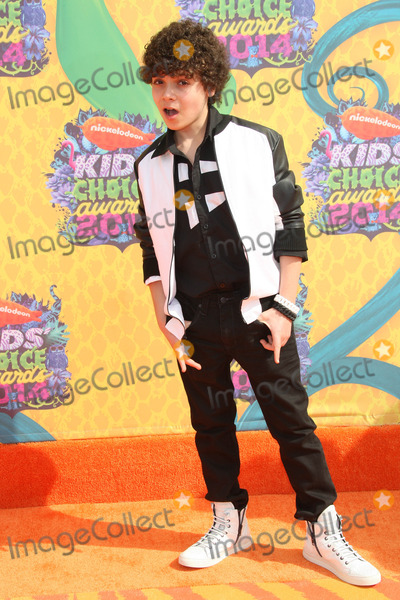 Cameron Ocasio Photo - Cameron Ocasioat Nickelodeons 27th Annual Kids Choice Awards USC Galen Center Los Angeles CA 03-29-14