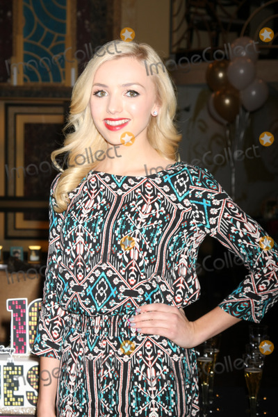 Peyton List Photo - Peyton Listat the Disney Channels Jessie Celebrates 100 Episodes Hollywood Center Studios Los Angeles CA 02-12-15