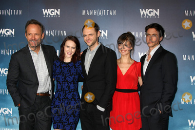 Ashley Zukerman Photo - John Benjamin Hickey Rachel Brosnahan Christopher Denham Katja Herbers Ashley Zukermanat the Manhattan 2015 TCA Summer Press Tour Beverly Hilton Hotel Beverly Hills CA 07-29-15