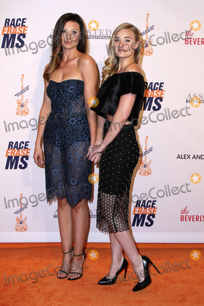 Aly Michalka Photo - Aly Michalka AJ Michalkaat the 23rd Annual Race To Erase MS Gala Beverly Hilton Hotel Beverly Hills CA 04-15-16