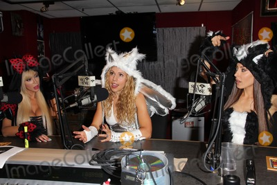 Ashley Marriott Photo - Josie Stevens Ashley Marriott Kerri Kasemat Kerri Kasem Talks Halloween at the Sixx Sense Studios featuring Josie Loves J Valentine costumes Sixx Sense Studios Sherman Oaks CA 10-17-12