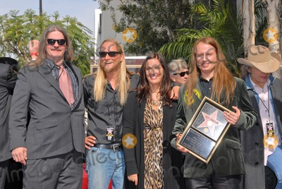Alex Orbison Photo - Barbara Orbison Wesley Orbison Alex Orbison Roy Orbison Jrat the induction ceremony for Roy Orbison  into the Hollywood Walk of Fame Hollywood CA 01-29-10