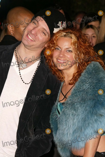 JC Chasez Photo - JC Chasez and Nikka Costa at a party thrown by Emporio Armani and ELLE Magazine to celebrate Virgin Records EMI and Arista Records hottest rising stars Emporio Armani Store Beverly Hills CA 02-05-04