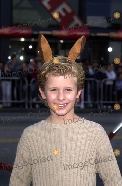 Cayden Boyd Photo - Cayden Boyd at the premiere of Warner Bros Kangaroo Jack at the Chinese Theater Hollywood 01-11-03