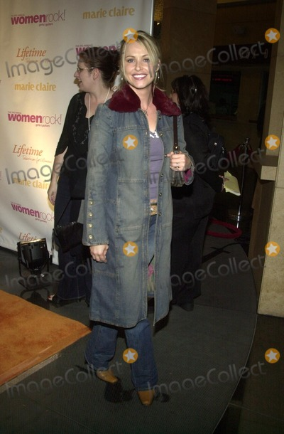 Josie Bissett Photo - Josie Bissett at the Third Annual Women Rock  Girls  Guitars concert by Lifetime Television Kodak Theater Hollywood CA 10-10-02