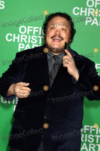 Adrian Martinez Photo - Adrian Martinezat the Office Christmas Party Premiere Village Theater Westwood CA 12-07-16