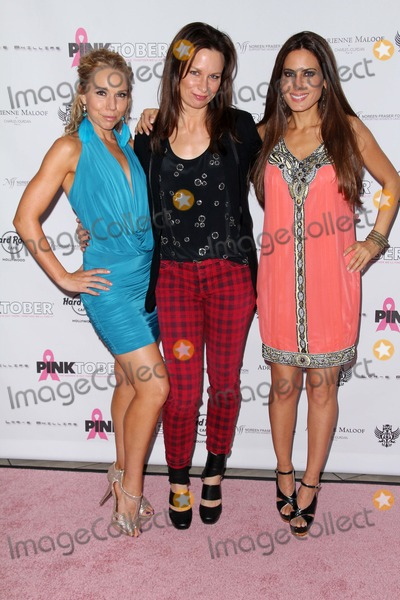 Ashley Marriott Photo - Ashley Marriott Mary Lynn Rajskub Kerri Kasemat Hard Rock Cafes PINKTOBER Fashion Show Hard Rock Cafe Hollywood CA 10-27-11