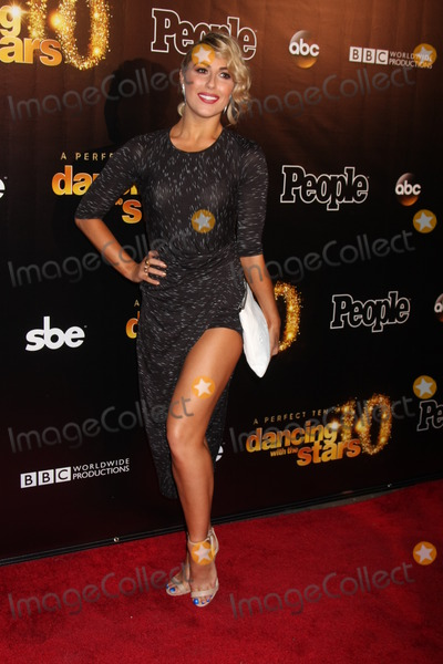 Emma Slater Photo - Emma Slaterat the Dancing With the Stars 10 Year Anniversary Party Greystone Manor West Hollywood CA 04-21-15
