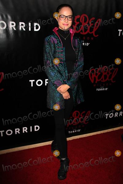 Alexis Knapp Photo - Alexis Knappat the Rebel Wilson for Torrid Launch Party Milk Studios Los Angeles CA 10-22-15
