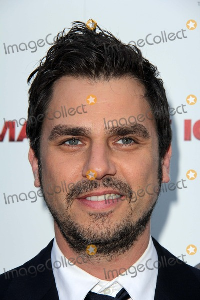 Ariel Vromen Photo - Ariel Vromenat The Iceman Red Carpet Arclight Theater Hollywood CA 04-22-13